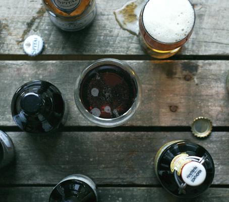 Apie alaus gidą